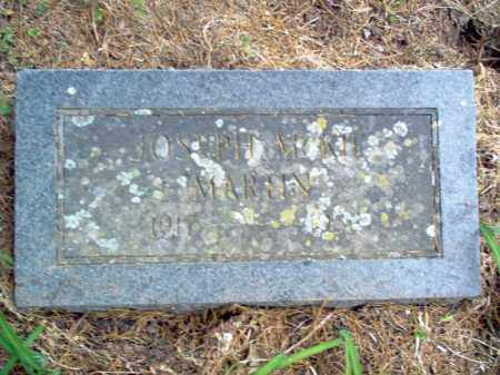 MARTIN, JOSEPH MCKIE - Cross County, Arkansas   JOSEPH MCKIE MARTIN - Arkansas Gravestone Photos