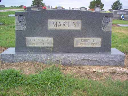 MARTIN, KIRBY T - Cross County, Arkansas | KIRBY T MARTIN - Arkansas Gravestone Photos