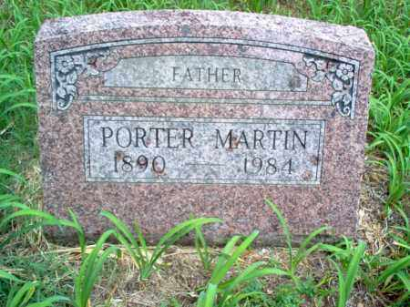 MARTIN, PORTER - Cross County, Arkansas   PORTER MARTIN - Arkansas Gravestone Photos