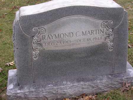 MARTIN, RAYMOND C - Cross County, Arkansas   RAYMOND C MARTIN - Arkansas Gravestone Photos