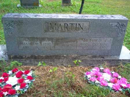 MARTIN, SHUFORD E - Cross County, Arkansas | SHUFORD E MARTIN - Arkansas Gravestone Photos