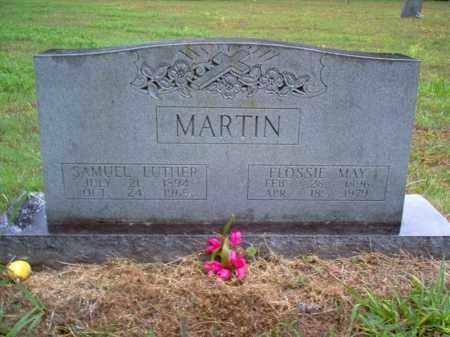 MARTIN, SAMUEL LUTHER - Cross County, Arkansas   SAMUEL LUTHER MARTIN - Arkansas Gravestone Photos