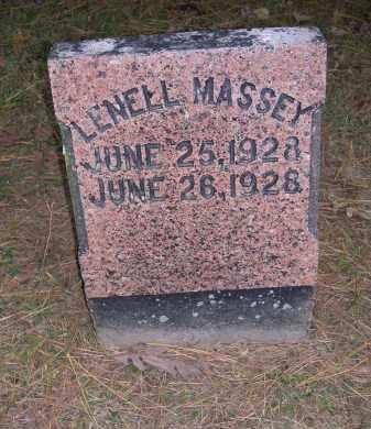 MASSEY, LENELL - Cross County, Arkansas | LENELL MASSEY - Arkansas Gravestone Photos
