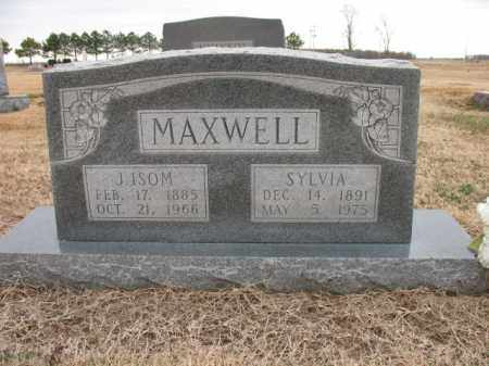 MAXWELL, SYLVIA - Cross County, Arkansas | SYLVIA MAXWELL - Arkansas Gravestone Photos