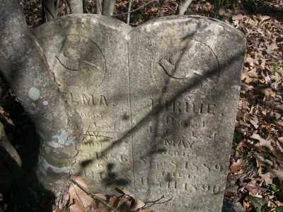 MAY, ELMA - Cross County, Arkansas | ELMA MAY - Arkansas Gravestone Photos