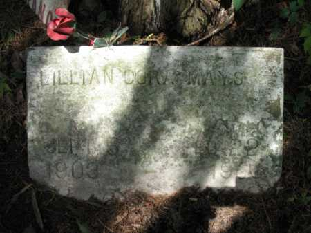 MAYS, LILLIAN CORA - Cross County, Arkansas | LILLIAN CORA MAYS - Arkansas Gravestone Photos