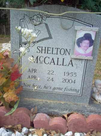 MCCALLA, SHELTON - Cross County, Arkansas | SHELTON MCCALLA - Arkansas Gravestone Photos