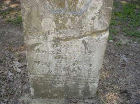 BELLENFANT MCCLARAN, CORRINE MOURNING - Cross County, Arkansas | CORRINE MOURNING BELLENFANT MCCLARAN - Arkansas Gravestone Photos