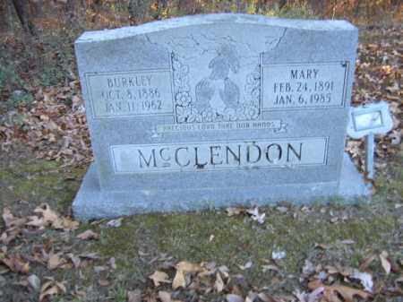 MCCLENDON, MARY - Cross County, Arkansas | MARY MCCLENDON - Arkansas Gravestone Photos