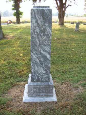 MCELROY, ORVILLE - Cross County, Arkansas   ORVILLE MCELROY - Arkansas Gravestone Photos