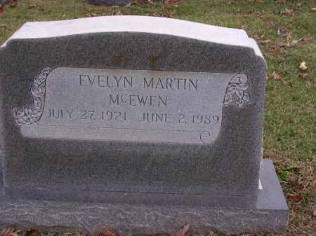 MCEWEN, EVELYN LORENA - Cross County, Arkansas | EVELYN LORENA MCEWEN - Arkansas Gravestone Photos