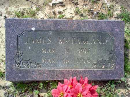 MCFARLAND, JAMES - Cross County, Arkansas   JAMES MCFARLAND - Arkansas Gravestone Photos
