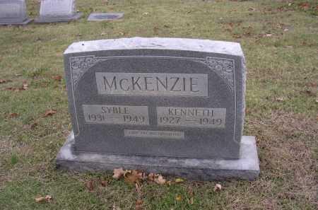 MCKENZIE, KENNETH - Cross County, Arkansas | KENNETH MCKENZIE - Arkansas Gravestone Photos