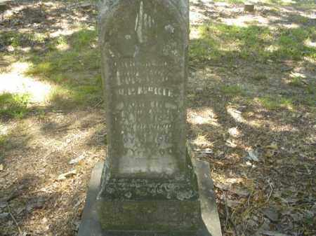 MCKIE, W P - Cross County, Arkansas   W P MCKIE - Arkansas Gravestone Photos