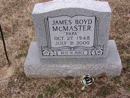 MCMASTER, JAMES BOYD - Cross County, Arkansas | JAMES BOYD MCMASTER - Arkansas Gravestone Photos