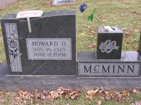 MCMINN, HOWARD O'NEAL - Cross County, Arkansas   HOWARD O'NEAL MCMINN - Arkansas Gravestone Photos