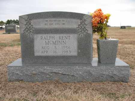 MCMINN, RALPH KENT - Cross County, Arkansas | RALPH KENT MCMINN - Arkansas Gravestone Photos