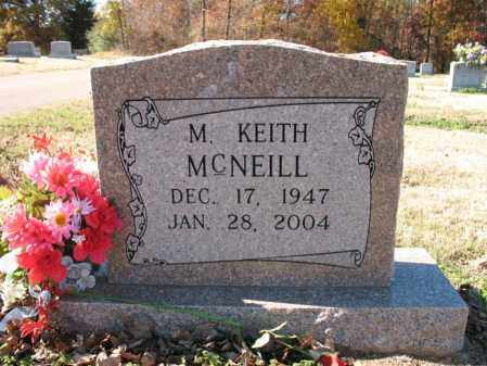MCNEILL, MICHAEL KEITH - Cross County, Arkansas | MICHAEL KEITH MCNEILL - Arkansas Gravestone Photos