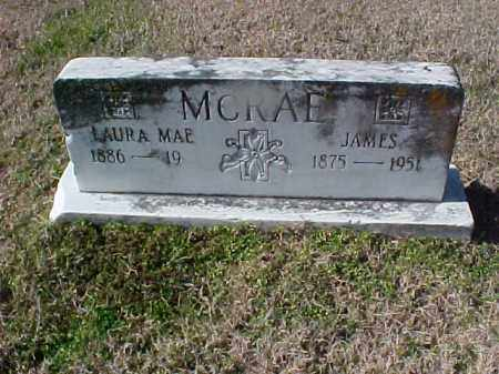 MCRAE, JAMES - Cross County, Arkansas | JAMES MCRAE - Arkansas Gravestone Photos