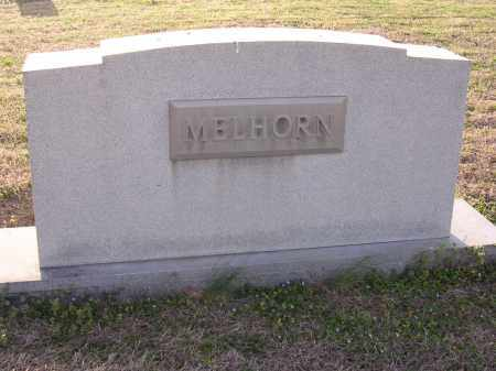 MELHORN, FAMILY MEMORIAL - Cross County, Arkansas   FAMILY MEMORIAL MELHORN - Arkansas Gravestone Photos