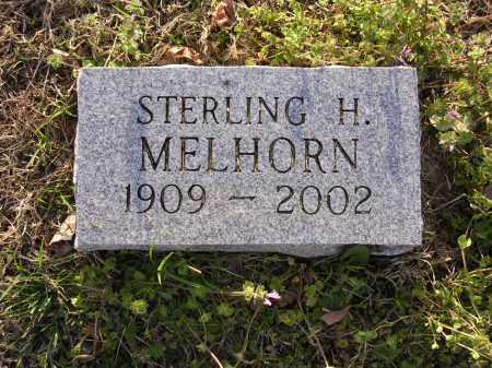 MELHORN, STERLING H - Cross County, Arkansas | STERLING H MELHORN - Arkansas Gravestone Photos