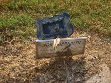 MEREDITH, NORA - Cross County, Arkansas | NORA MEREDITH - Arkansas Gravestone Photos
