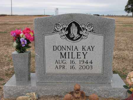 MILEY, DONNIA KAY - Cross County, Arkansas   DONNIA KAY MILEY - Arkansas Gravestone Photos