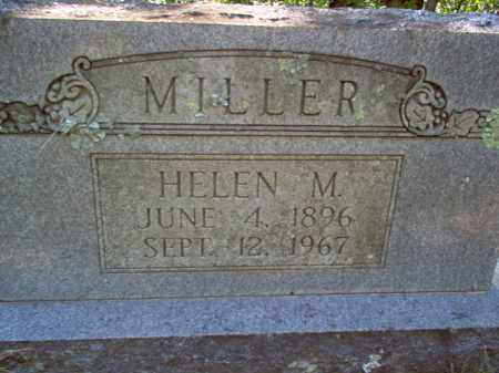 MILLER, HELEN M - Cross County, Arkansas | HELEN M MILLER - Arkansas Gravestone Photos