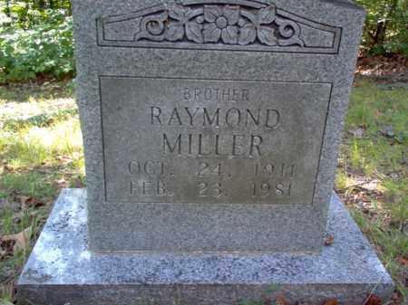 MILLER, RAYMOND - Cross County, Arkansas | RAYMOND MILLER - Arkansas Gravestone Photos