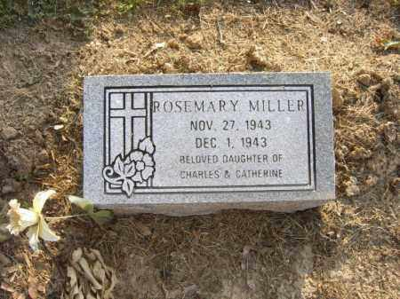 MILLER, ROSEMARY - Cross County, Arkansas | ROSEMARY MILLER - Arkansas Gravestone Photos