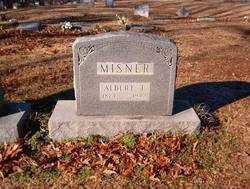 MISNER, ALBERT FRANCIS - Cross County, Arkansas | ALBERT FRANCIS MISNER - Arkansas Gravestone Photos