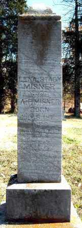 MISNER, LENA - Cross County, Arkansas | LENA MISNER - Arkansas Gravestone Photos