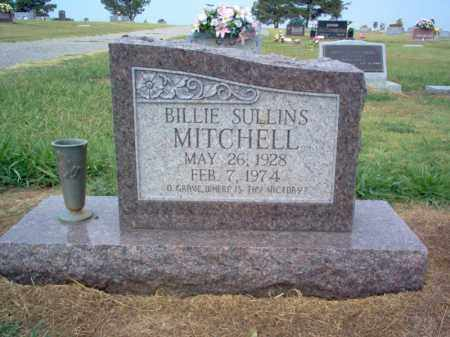 MITCHELL, BILLIE - Cross County, Arkansas | BILLIE MITCHELL - Arkansas Gravestone Photos