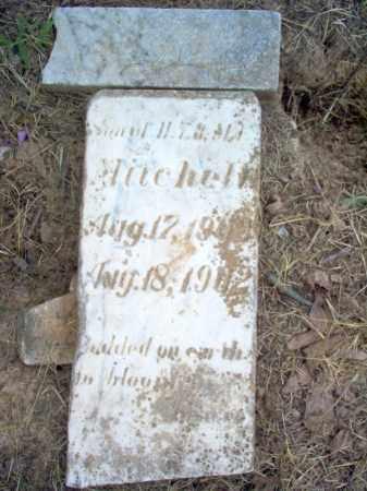 MITCHELL, INFANT SON - Cross County, Arkansas   INFANT SON MITCHELL - Arkansas Gravestone Photos