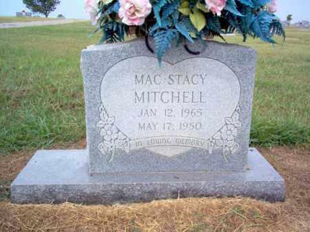 MITCHELL, MAC STACY - Cross County, Arkansas | MAC STACY MITCHELL - Arkansas Gravestone Photos