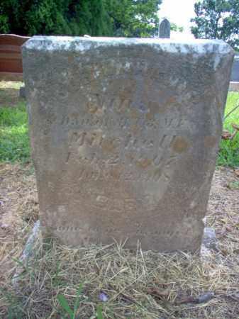 MITCHELL, NINA - Cross County, Arkansas   NINA MITCHELL - Arkansas Gravestone Photos
