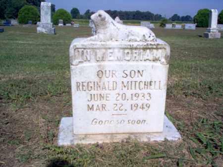 MITCHELL, REGINALD - Cross County, Arkansas | REGINALD MITCHELL - Arkansas Gravestone Photos