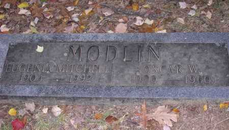 MODLIN, EUGENIA - Cross County, Arkansas | EUGENIA MODLIN - Arkansas Gravestone Photos