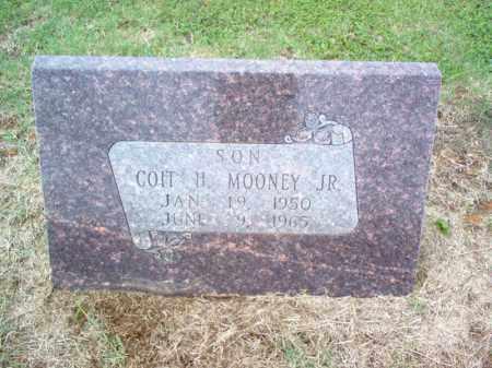 MOONEY, JR., COIT H - Cross County, Arkansas | COIT H MOONEY, JR. - Arkansas Gravestone Photos