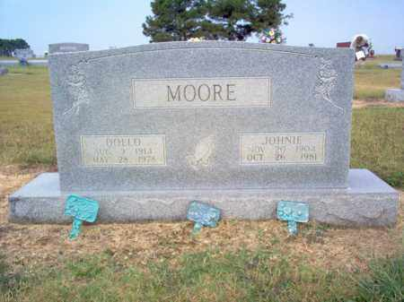 MOORE, DOLLO - Cross County, Arkansas | DOLLO MOORE - Arkansas Gravestone Photos