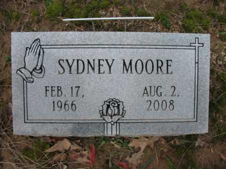 MOORE, SYDNEY RUTH - Cross County, Arkansas   SYDNEY RUTH MOORE - Arkansas Gravestone Photos