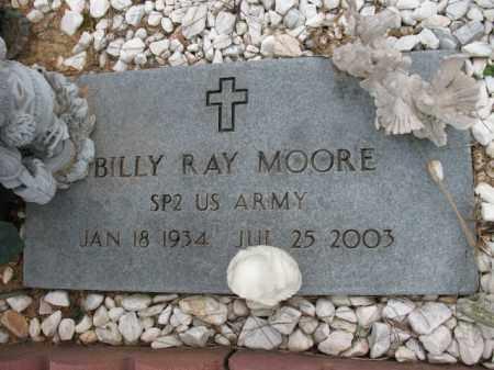 MOORE (VETERAN), BILLY RAY - Cross County, Arkansas | BILLY RAY MOORE (VETERAN) - Arkansas Gravestone Photos