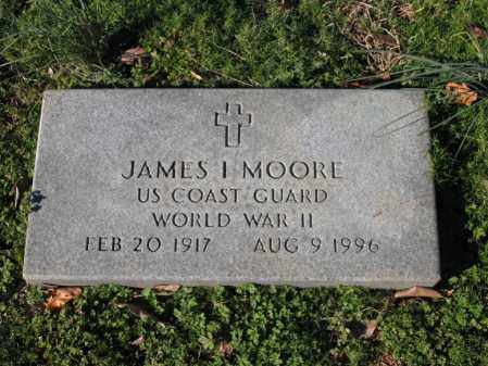 MOORE (VETERAN WWII), JAMES I - Cross County, Arkansas | JAMES I MOORE (VETERAN WWII) - Arkansas Gravestone Photos