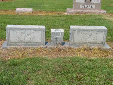 MORRIS, ARTHUR LEE - Cross County, Arkansas | ARTHUR LEE MORRIS - Arkansas Gravestone Photos