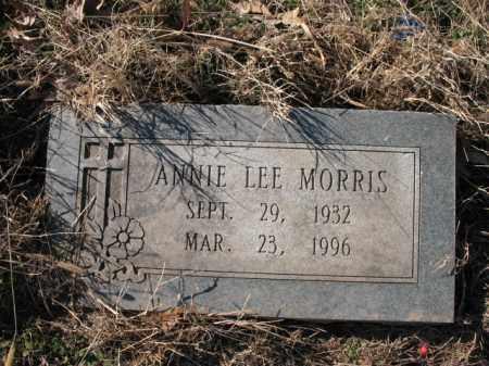 MORRIS, ANNIE LEE - Cross County, Arkansas | ANNIE LEE MORRIS - Arkansas Gravestone Photos