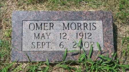 MORRIS, OMER - Cross County, Arkansas   OMER MORRIS - Arkansas Gravestone Photos