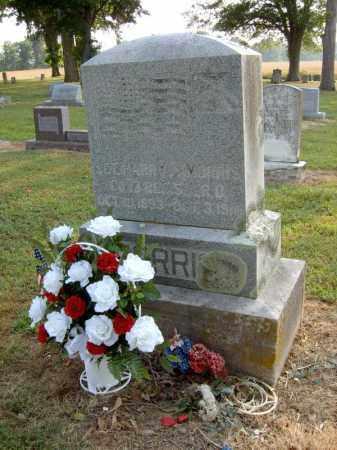 MORRIS (VETERAN), HARRY A - Cross County, Arkansas   HARRY A MORRIS (VETERAN) - Arkansas Gravestone Photos