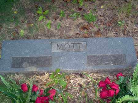 MOTT, MELVIN W - Cross County, Arkansas | MELVIN W MOTT - Arkansas Gravestone Photos