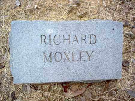 MOXLEY, RICHARD - Cross County, Arkansas | RICHARD MOXLEY - Arkansas Gravestone Photos