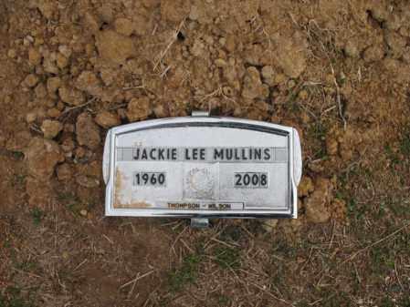 MULLINS, JACKIE LEE - Cross County, Arkansas   JACKIE LEE MULLINS - Arkansas Gravestone Photos